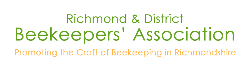 Richmond and District Beekeepers' Association, North Yorkshire